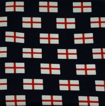England Pocket Square